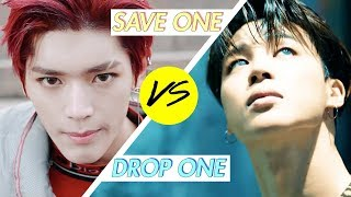 SAVE ONE DROP ONE : IDOL EDITION (BOYGROUP)