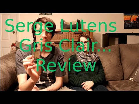 Serge Lutens Gris Clair Review