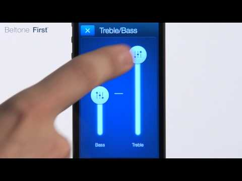 Beltone First Hearing Aid iPhone App Overview: How to Use HearPlus™