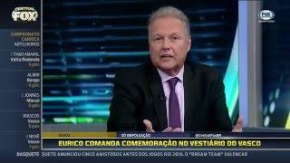Renato Mauricio Prado Diminui Rivalidade Com Vasco E Debocha Do Rival Na 02º Divisão