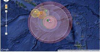 Gempa Deli Serdang Mengguncang Hingga Binjai Langkat Dan Kisaran