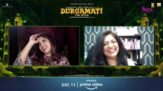 Bhumi Pednekar on making a statement as solo female lead for Durgamati