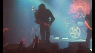 Dark Funeral - Vobiscum Satanas - Live In Paris Part 6