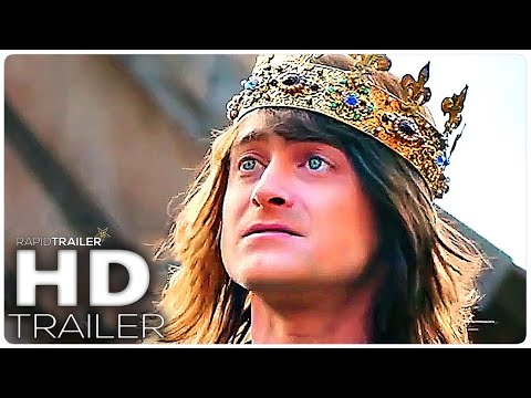 MIRACLE WORKERS: DARK AGES Official Trailer (2020) Daniel Radcliffe, Steve Buscemi Series HD