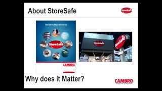 Cambro: StoreSafe Food Safety Training - Webinar
