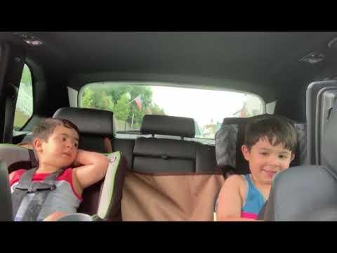 CAR ADVENTURE PART 2 | KAREEM & MOMO