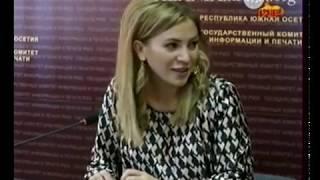 Пресс-конференция А.Бибилова по итогам поездки в РФ