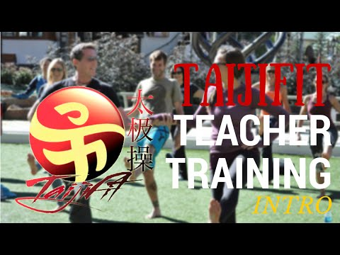 How to Become a TaijiFit Instructor - YouTube