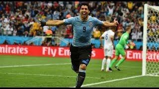 Luis Suarez - Sube La Mano Y Grita Gol |2014 HD|