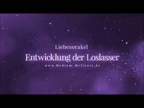 Liebesorakel - Entwicklung der Loslasser vom 11.02.2019 - 25.02.2019 (видео)