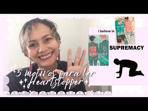 5 motivos para ler HEARTSTOPPER ? uma graphic novel para aquecer o coração ? | Carol Correia