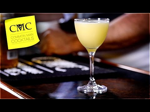 Video Tequila Cocktail ???? Rita Del Passion with Licor 43 / Margarita Style
