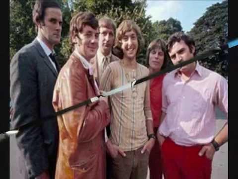 Monty Python's Flying Circus Theme - Nic Raine Conductor