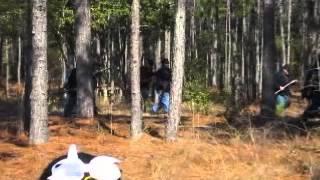 Battle of forks road reenactment 2 - Video Youtube