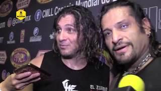 Klan Kaoz Celebra Cumpleaños Del Zorro Con Victoria En La Arena México