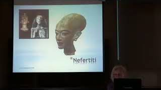 Carolyn Discusses Elongated Skulls at the 2017 Galactic Wisdom Conference