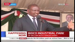 DP William Ruto\'s remarks at the launching of Bidco Industrial Park