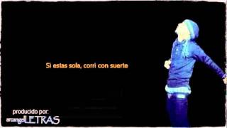 arcangel ft. Khriz John -  si estas sola (letra) 100% ARCA