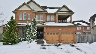 21 Waldron Cres, Richmond Hill, home for sale