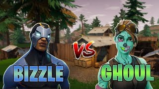 Ghost Bizzle vs Ghost Ghoul | Creative 1v1 *NA BUILD FIGHTS*