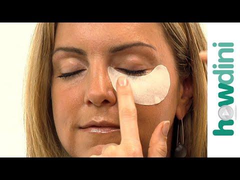 Face mask na may amoy asing-gamot