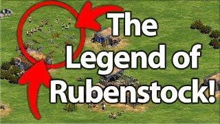 The Legend Of Rubenstock!