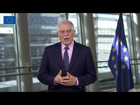 HRVP Josep Borrell  message on Multilateralism