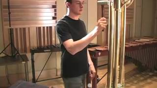 Keyboard Percussion 10: Chimes / Vic Firth Percussion 101