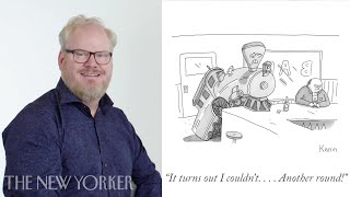 Jim Gaffigan Enters The New Yorker Cartoon Caption Contest | The New Yorker