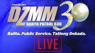 DZMM TeleRadyo Livestream   October 15, 2016
