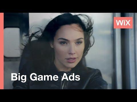 Wix.com Commercial for Super Bowl LI 2017 (2017) (Television Commercial)