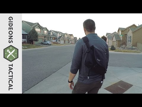 Going Stealth: Timbuk2 Classic Messenger Bag