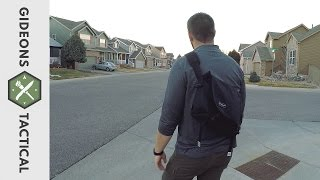 Going Stealth: Timbuk2 Classic Messenger Bag