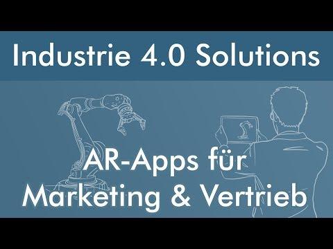 AR Anwendungen für Marketing und Vertrieb