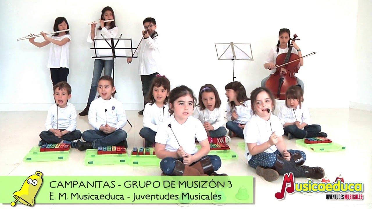 Campanitas del lugar - Alumnos de Musizón 3 - EM Musicaeduca JM  Alcalá de Henares