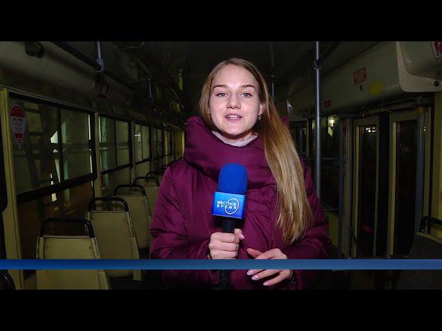 Трамвайный парк Ангарска пополнили три вагона