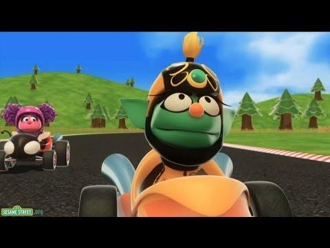 See Sesame Street Take On Mario, Guitar Hero And…Final Fantasy?