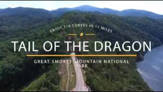Corsa Tail Of The Dragon 2017