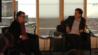 Being A Man 2014 | In Conversation: Alastair Campbell and Chris Difford
