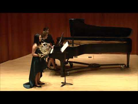 Andrea Clearfield - River Melos Performed at my degree recital Oct 2019