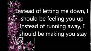 Kristina Maria move like a soldier with lyrics