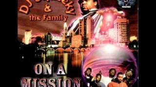 DJ squeeky and tha family -   stay ballin