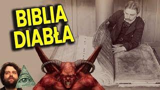 Codex Gigas – Biblia Diabła z Magicznymi Zaklęciami – Plociuch Spiskowe Teorie Grimoire Religia PL
