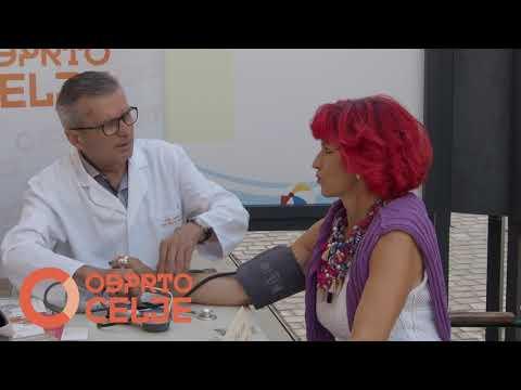 Padidėjęs akispūdis su hipertenzija