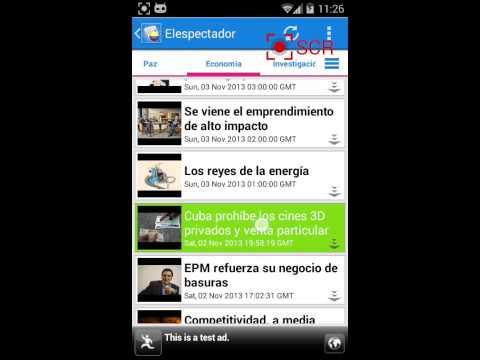 Video of Colombia Noticias