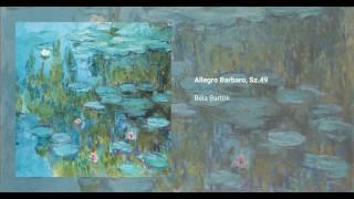 Allegro Barbaro, Sz.49