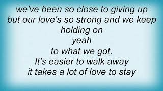Aretha Franklin - Through The Storm Lyrics