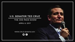 Sen. Cruz on The Joe Pags Show - April 6, 2017