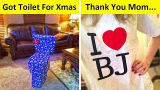 People Who Had The Funniest Christmas Gifts