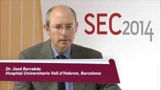 José Barrabés. Pronóstico y manejo del síndrome coronario agudo en España en 2012: estudio DIOCLES